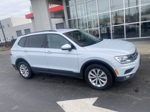 2018 Volkswagen Tiguan for sale at Car Revolution in Maple Shade NJ