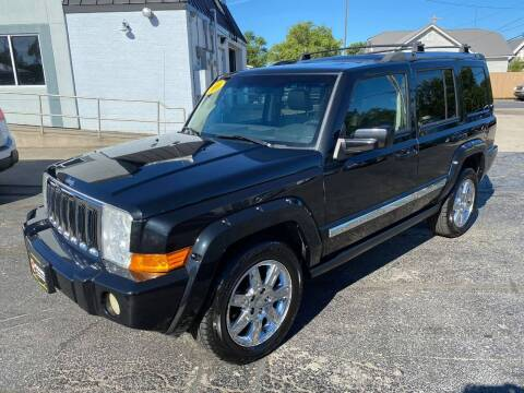 2010 Jeep Commander for sale at Huggins Auto Sales in Ottawa OH