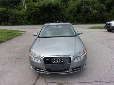 2007 Audi A4 for sale at Auto Sales Sheila, Inc in Louisville KY