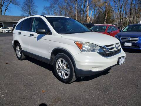 2011 Honda CR-V for sale at AFFORDABLE IMPORTS in New Hampton NY