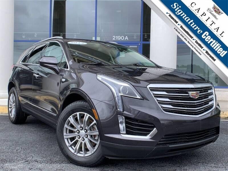 2017 Cadillac XT5 for sale in Smyrna, GA