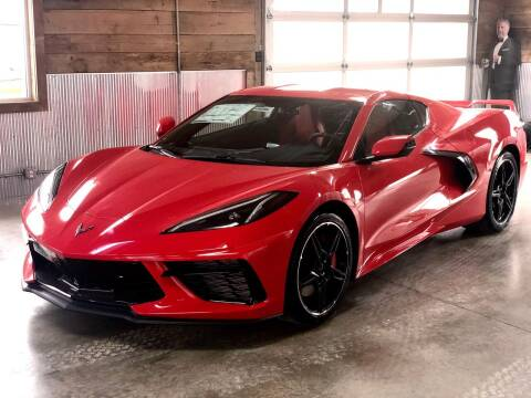 2020 Chevrolet Corvette for sale at Torque Motorsports in Rolla MO