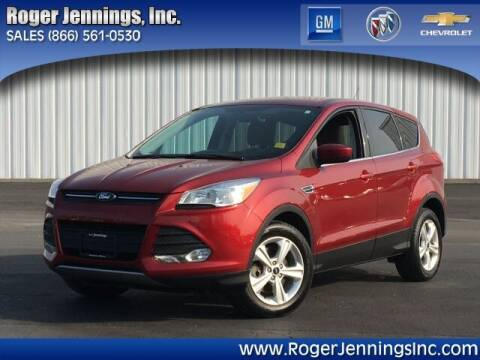 2015 Ford Escape for sale at ROGER JENNINGS INC in Hillsboro IL