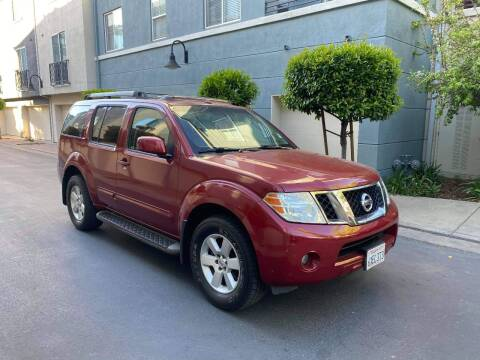 2008 Nissan Pathfinder for sale at Bay Auto Exchange in San Jose CA