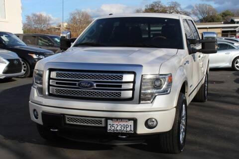 2013 Ford F-150 for sale at Mag Motor Company in Walnut Creek CA