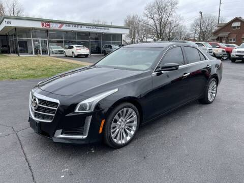 2014 Cadillac CTS for sale at JC Auto Sales in Belleville IL