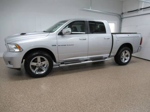 2012 RAM Ram Pickup 1500 for sale at HTS Auto Sales in Hudsonville MI