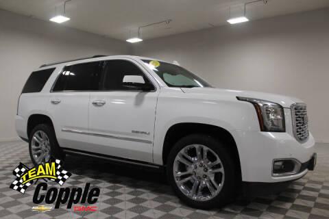 2019 GMC Yukon for sale at Copple Chevrolet GMC Inc in Louisville NE