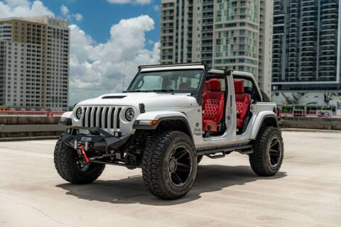 2021 Jeep Wrangler for sale at South Florida Jeeps in Fort Lauderdale FL