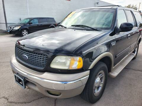 2002 Ford Expedition for sale at TJ Motors in Las Vegas NV
