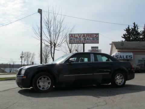 2005 Chrysler 300 for sale at ALVAREZ AUTO SALES in Des Moines IA