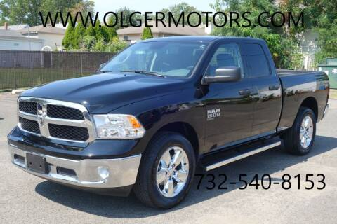 2019 RAM Ram Pickup 1500 Classic for sale at Olger Motors, Inc. in Woodbridge NJ