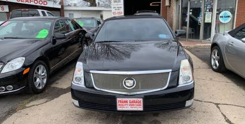 2006 Cadillac DTS for sale at Frank's Garage in Linden NJ