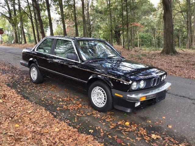1986 BMW 3 Series for sale at Roadtrip Carolinas in Greenville SC