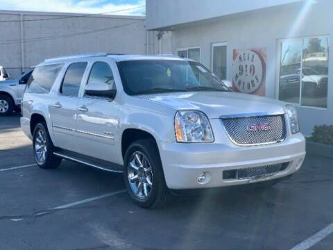 2011 GMC Yukon XL for sale at Brown & Brown Wholesale in Mesa AZ