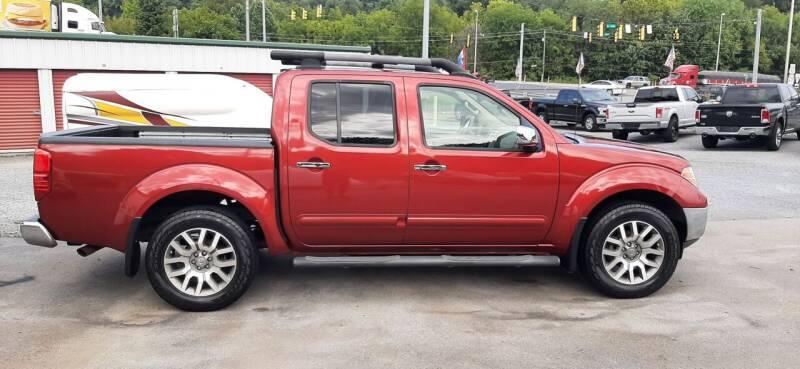 2013 Nissan Frontier for sale at Green Tree Motors in Elizabethton TN