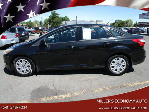 2012 Ford Focus for sale at Power Edge Motorsports- Millers Economy Auto in Redmond OR