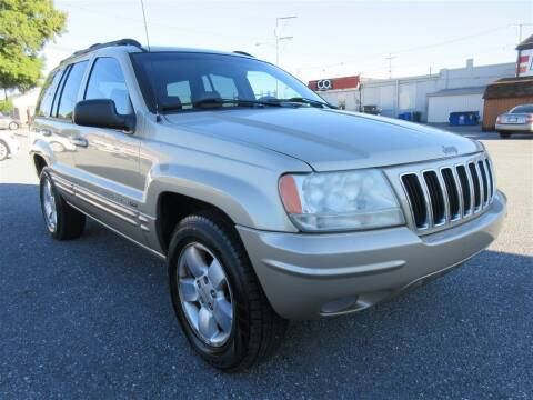 2001 Jeep Grand Cherokee for sale at Cam Automotive LLC in Lancaster PA