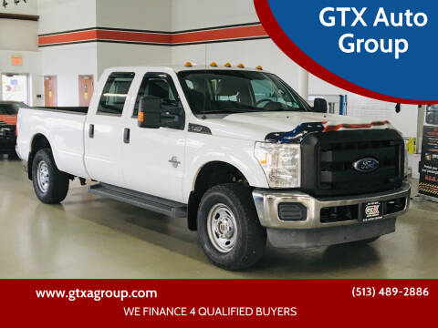 2011 Ford F-250 Super Duty for sale at GTX Auto Group in West Chester OH