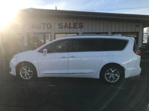 2020 Chrysler Pacifica for sale at STEVE'S AUTO SALES INC in Scottsbluff NE