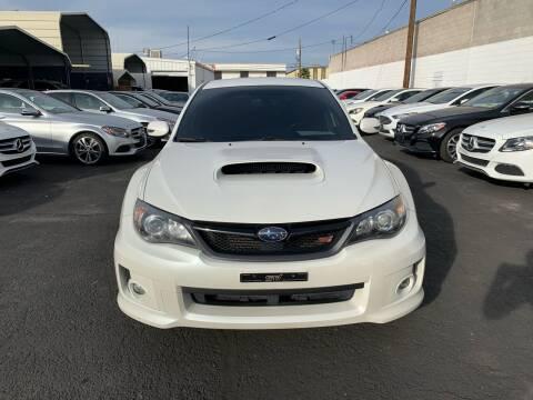2011 Subaru Impreza for sale at Auto Center Of Las Vegas in Las Vegas NV