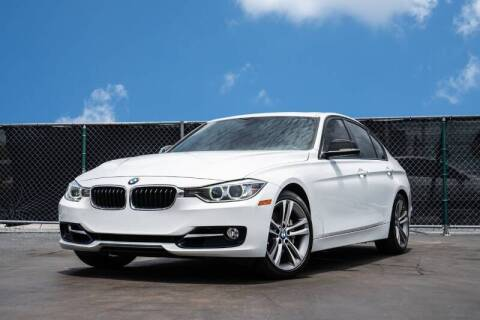 2013 BMW 3 Series for sale at MATRIX AUTO SALES INC in Miami FL
