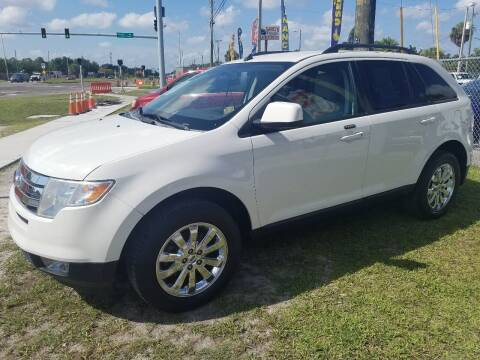 2010 Ford Edge for sale at Gagel's Auto Sales in Gibsonton FL