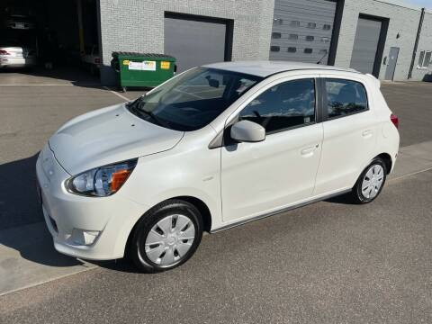 2015 Mitsubishi Mirage for sale at The Car Buying Center in Saint Louis Park MN