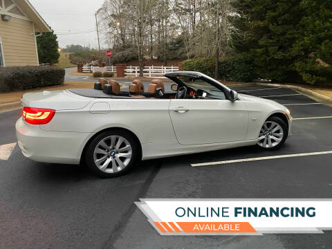 2011 BMW 3 Series for sale at Paramount Autosport in Kennesaw GA