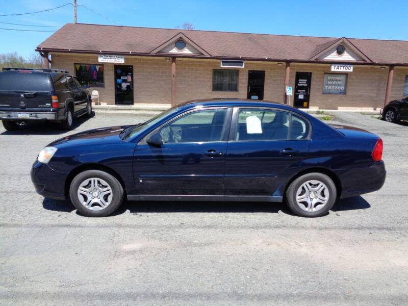 2007 Chevrolet Malibu for sale at On The Road Again Auto Sales in Lake Ariel PA