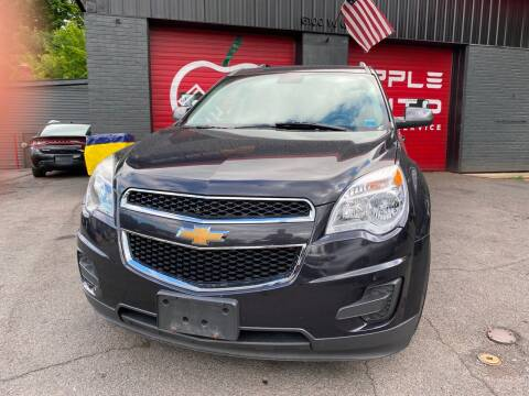 2013 Chevrolet Equinox for sale at Apple Auto Sales Inc in Camillus NY