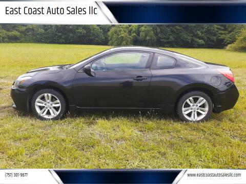 2013 Nissan Altima for sale at East Coast Auto Sales llc in Virginia Beach VA
