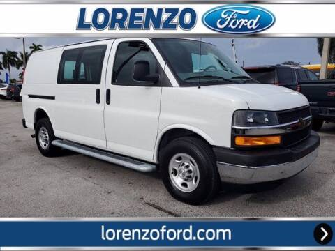 2019 Chevrolet Express Cargo for sale at Lorenzo Ford in Homestead FL