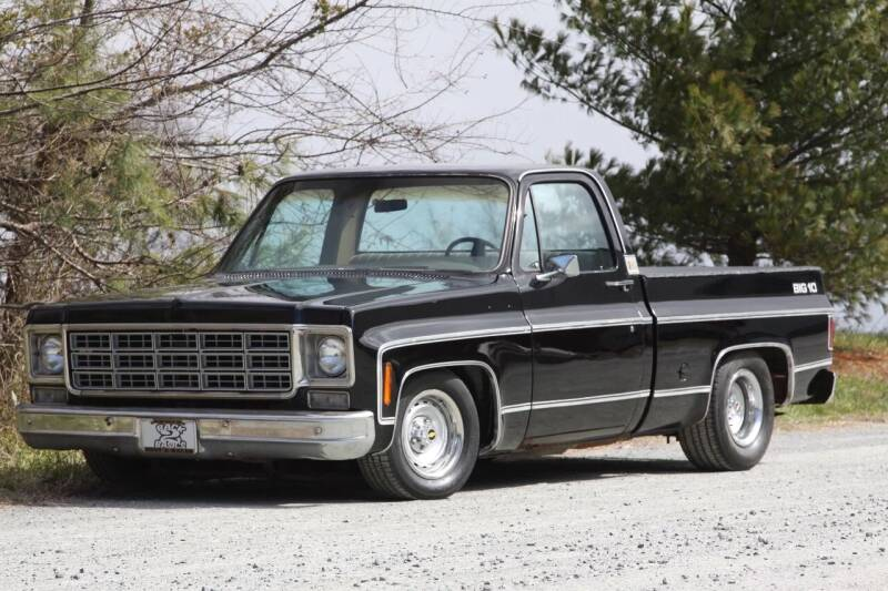 1978 Chevrolet C/K 10 Series for sale at McQueen Classics in Lewes DE