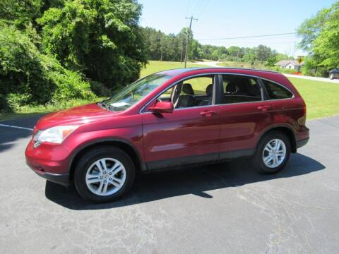 2010 Honda CR-V for sale at Dallas Auto Mart in Dallas GA