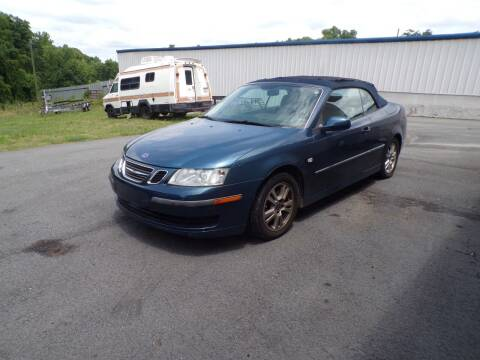 2006 Saab 9-3 for sale at Cambria Cars in Mooresville NC