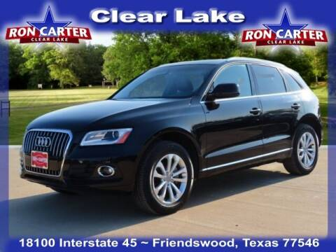 2016 Audi Q5 for sale at Ron Carter  Clear Lake Used Cars in Houston TX