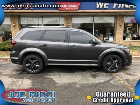 2019 Dodge Journey for sale at Mr Intellectual Cars in Shelby Township MI