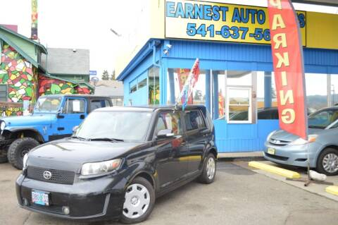 2008 Scion xB for sale at Earnest Auto Sales in Roseburg OR