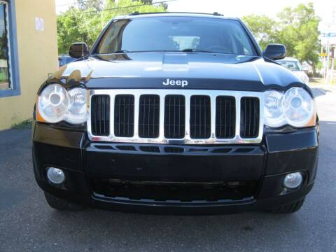2008 Jeep Grand Cherokee for sale at PARK AUTOPLAZA in Pinellas Park FL