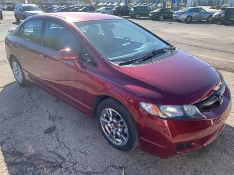 2010 Honda Civic for sale at Ol Mac Motors in Topeka KS