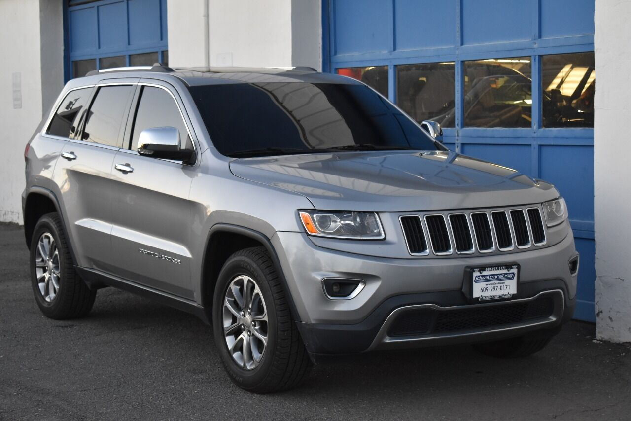 2015 Jeep Grand Cherokee Limited 4×4 4dr SUV full