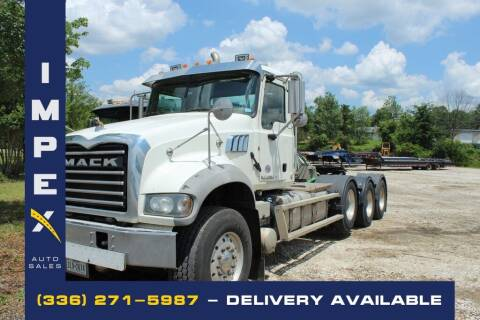 2013 Mack Granite for sale at Impex Auto Sales in Greensboro NC