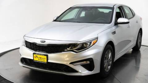 2019 Kia Optima for sale at AUTOMAXX MAIN in Orem UT