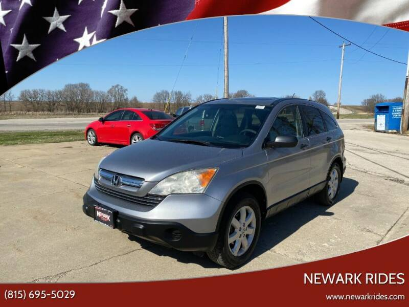 2007 Honda CR-V for sale at Newark Rides in Newark IL