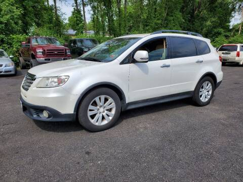 2008 Subaru Tribeca for sale at AFFORDABLE IMPORTS in New Hampton NY