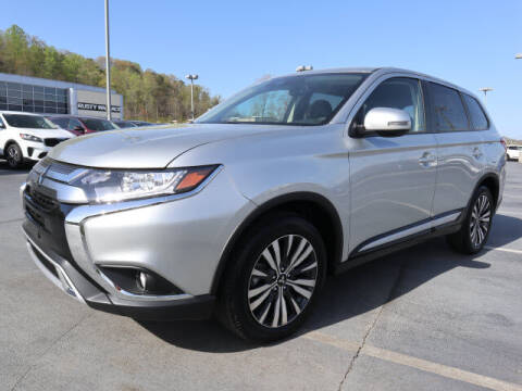 2020 Mitsubishi Outlander for sale at RUSTY WALLACE KIA OF KNOXVILLE in Knoxville TN