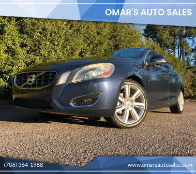 2011 Volvo S60 for sale at Omar's Auto Sales in Martinez GA