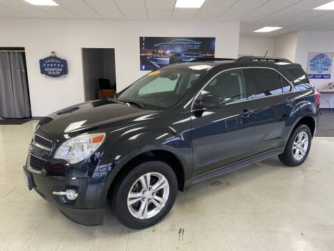 2015 Chevrolet Equinox for sale at Used Car Outlet in Bloomington IL