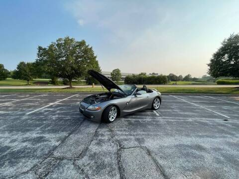 2003 BMW Z4 for sale at Q and A Motors in Saint Louis MO